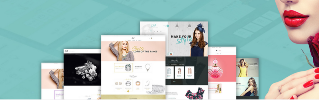 Gelli Accessories Magento 1 & 2Theme